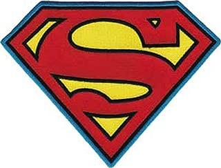 C&D Visionary DC Comics Patch, Superman Insignia 7.5