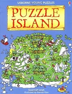 usborne puzzle island
