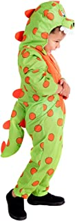 'Toddlers Clown Fish Costume Kids Unisex Cute Sea Animal Tunic Outfit'