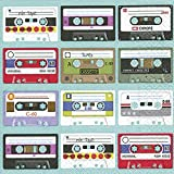 20 Servietten Music is in The Air – Kasettensammlung/Retro/Musik 33x33cm