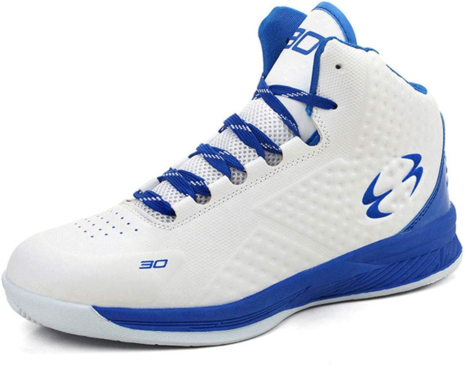 Basketball shoes, high School Men and Women Sports shoes, Lightweight and Wearable Outdoor shoes