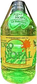 Orgmex Jugo de Nopal Cristalino, El Original, 1000 ml