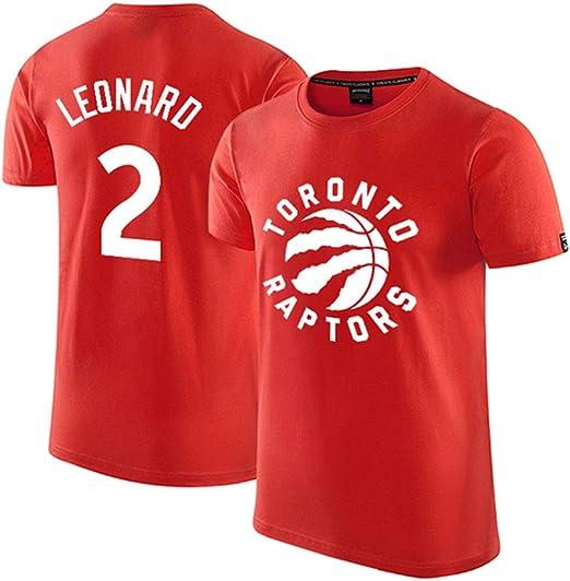 jersey Campeón De Los Raptors Leonard 2 Leonard FMVP Retro ...