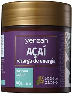 Yenzah SPA Máscara Açaí 480g