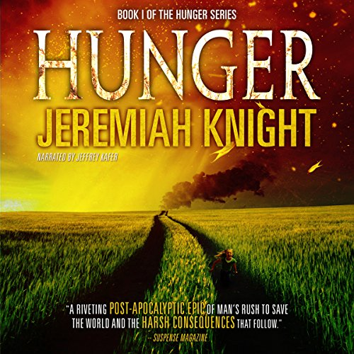 Hunger audiobook cover art