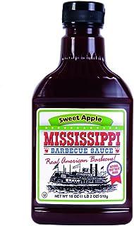 Mississippi Sos BBQ Sweet Apple 510 g
