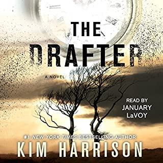 The Drafter audiobook cover art