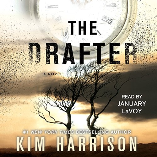 The Drafter Audiobook By Kim Harrison cover art
