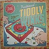 Tradicional Tiddlywinks Tiddly Winks Juego Familiar