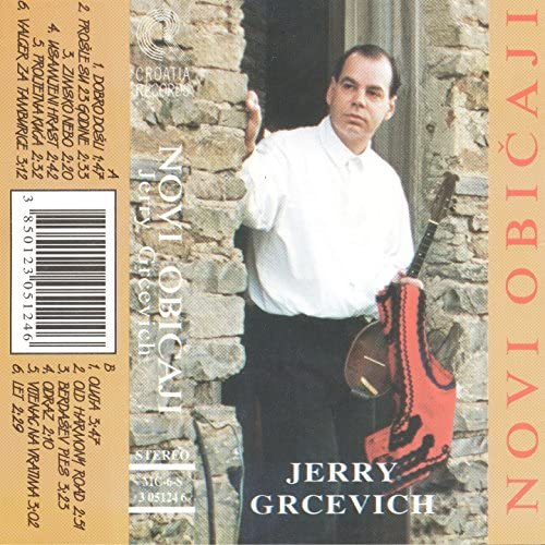 Jerry Grchevich
