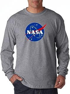 nasa t shirt long sleeve