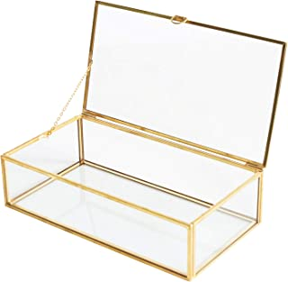 Best glass rectangle box Reviews