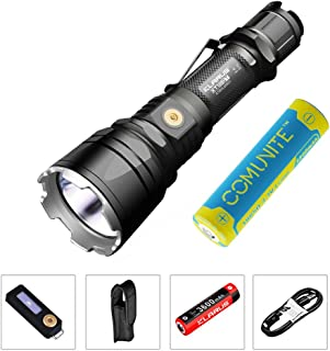 tesla torch flashlight