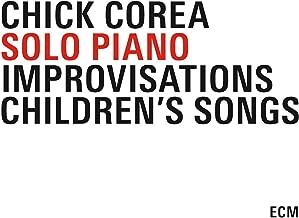Solo Piano Improvisations/Children's Songs