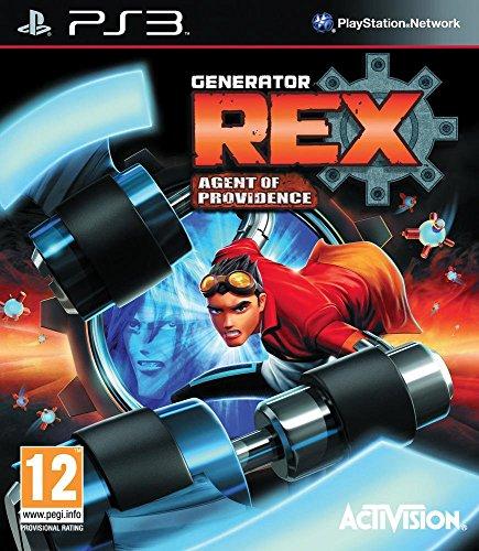 Activision Generator Rex: Agent of Providence PlayStation 3 vídeo - Juego (PlayStation 3, Acción, E10 + (Everyone 10 +))