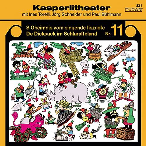 Kasperlitheater Nr. 11 Titelbild