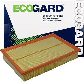 فلتر هواء لمحرك EcoGard XA5440 ممتاز يناسب Volvo S60 2.5L 2003-2009، XC70 2.5L 2003-2007، S60 2.4L 2001-2009، V70 2.4L 200...