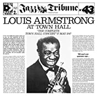 At Town Hall by Louis Armstrong (2014-03-04)
