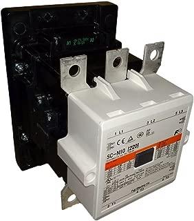 Fuji Electric, 3NC4H0122, Sc-N10 100-127V 50/60Hz Contactor