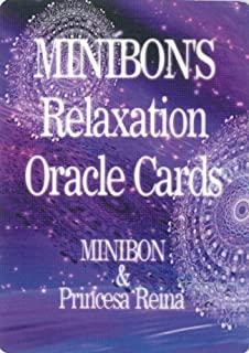 MINIBON'S Relaxation Oracle Cards〜ミニボンズ・リラクゼーションオラクルカード〜