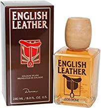 Dana English Leather Cologne for Men 8 Oz/ 240 Ml, 8 Fl Oz