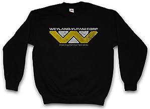 Urban Backwoods Weyland Yutani Corp Heren Sweatshirt Pullover