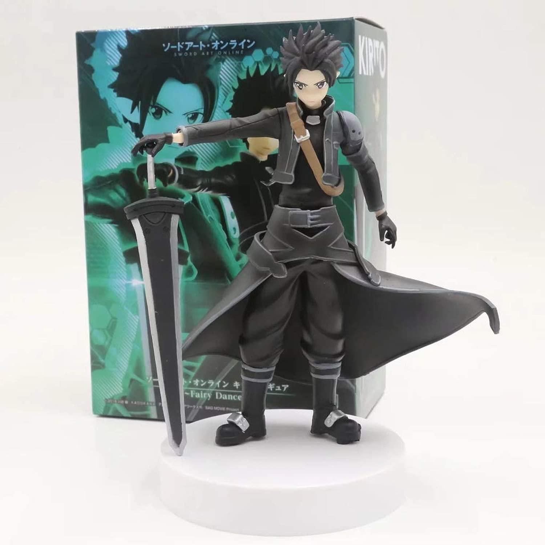 HBJP Giocattolo Figurine Giocattolo modellolo Film Personaggio Artigianato Decorazioni   18CM modellolo di Anime (Coloreee   A)