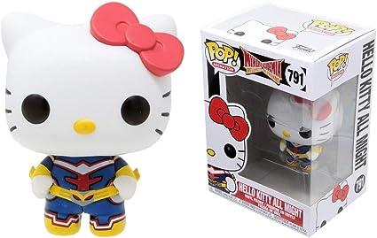 Funko Pop Animation My Hero Academia Hello Kitty /& Friends Hello Kitty All Might