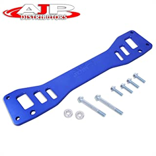 Red Qiilu Rear Lower Subframe Brace Tie Bar Subframe Bar for HONDA CIVIC EM EP3 ACURA RSX DC5