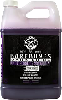 Chemical Guys TVD_104 Bare Bones Premium Dark Shine Spray for Undercarriage, Tires and Trim (1 Gal)