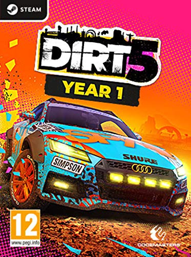 DIRT 5 Year One Edition Deluxe | PC Code - Steam