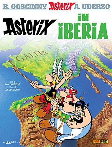 Asterix in Iberia (Italian Edition)