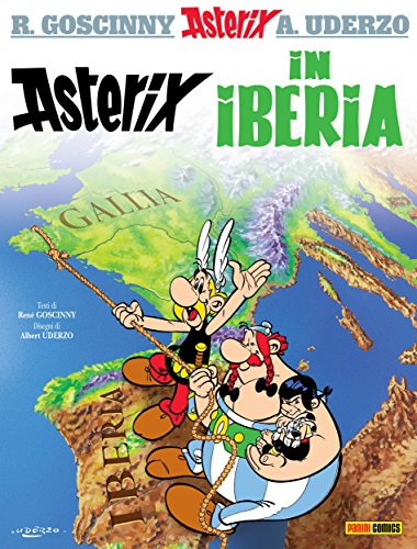Asterix in Iberia (Italian Edition)