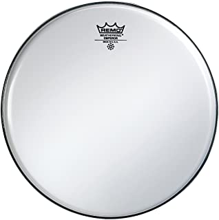 Remo BE0212-00 Smooth White Emperor Drum Head - 12-Inch