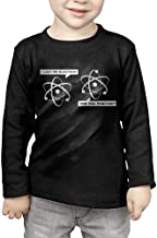 I Lost an Electron are You Positive Printed Children Long-Sleeved T Shirt