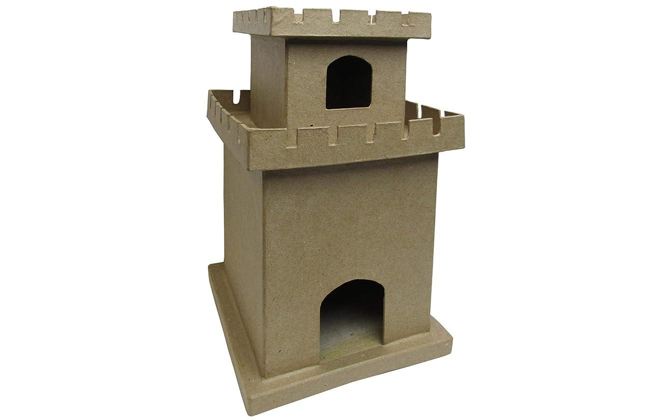 Craft Ped Paper CPLAC1055 Mache Castle Kraft