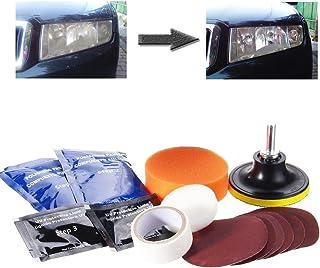 faro restore con protezione UV heavy duty drill basato Mookis DIY veicolo kit di ripristino del faro