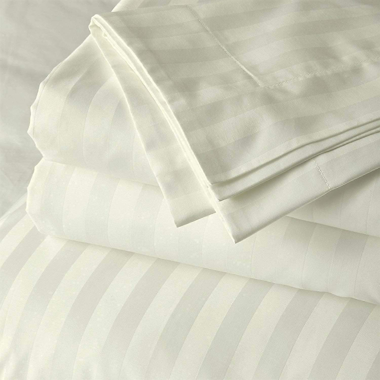 Split Max 63% OFF Top Queen Bed Sheet Sets 100% Egyptian Chicago Mall Thread Cotton 800 -
