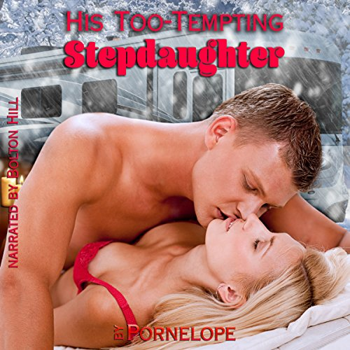 His Too-Tempting Stepdaughter audiobook cover art