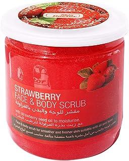 Skin Doctor Face and Body Scrub Strawberry 500 ml