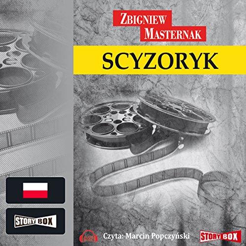 Scyzoryk audiobook cover art
