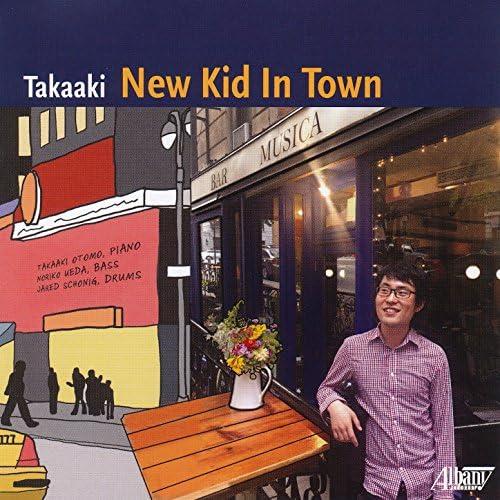 Takaaki Otomo, Noriko Ueda & Jared Schonig