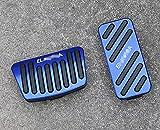 Pedales De Coche Juego De Cubierta Del Pedal Para Elantra CN7 2020 2021 AleacióN De Aluminio Pedal Muerto Acelerador Y Freno Antideslizante Pedal Accesorios