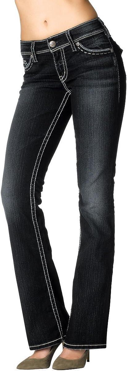 Silver free Max 84% OFF shipping Jeans Women's Natsuki Jean Bootcut