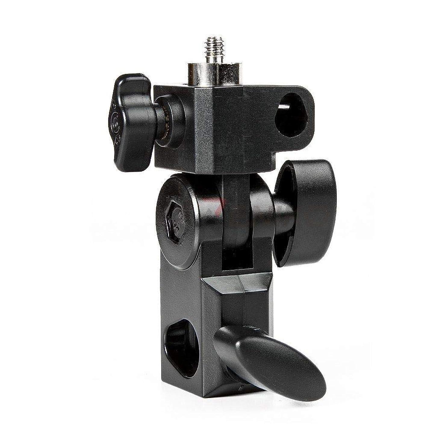 FidgetFidget Light Stand Holder Bracket for Godox AD200 Camera Flash SpeedliteAD-E 1/4