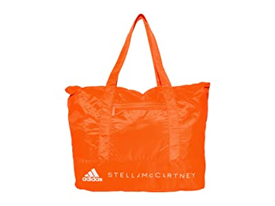 adidas by Stella McCartney Solar Large Tote FP9458 (Solar Orange) Tote Handbags