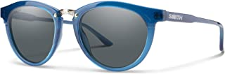 Smith Questa Carbonic Sunglasses, Matte Black Crystal/Polarized Gray, Optics Questa Carbonic Polarized Sunglasses