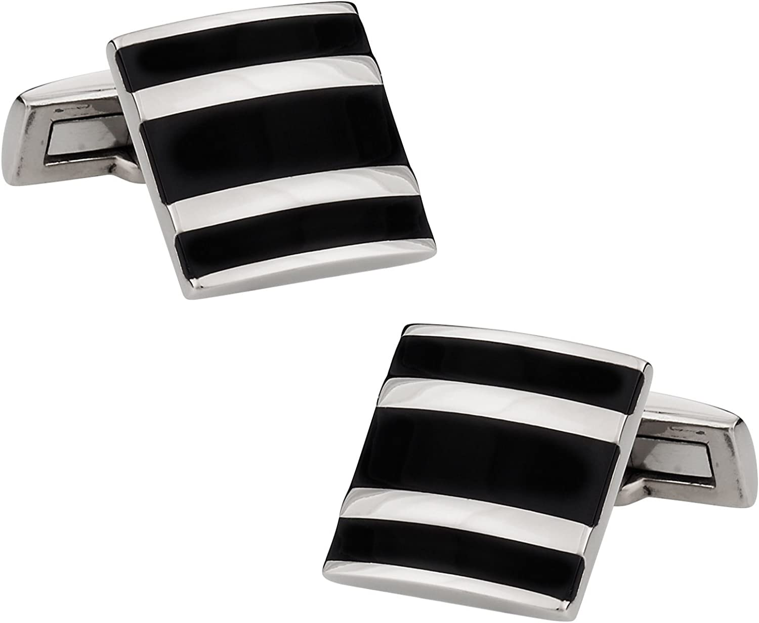 Men's Cufflinks in by Cuff-Daddy Titanium Don't miss the campaign Limited price sale