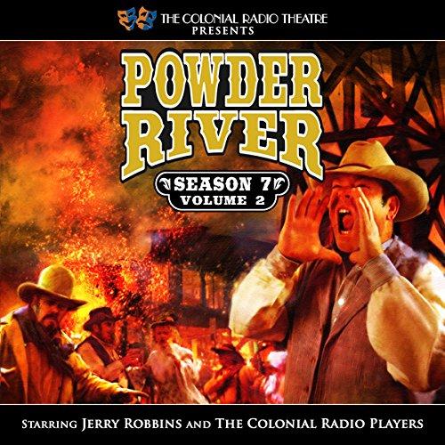 Powder River - Season 7, Vol. 2 audiobook cover art