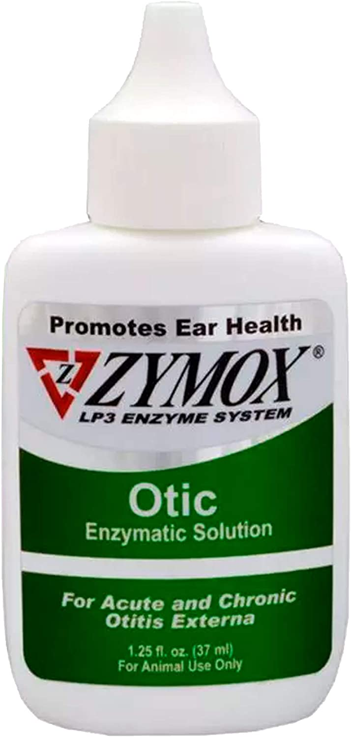 Pet King Brands Zymox Max 77% Max 89% OFF OFF Otic Enzymatic Solution Cats for Dogs and